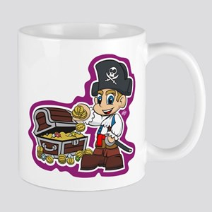 Little Pirate Mugs