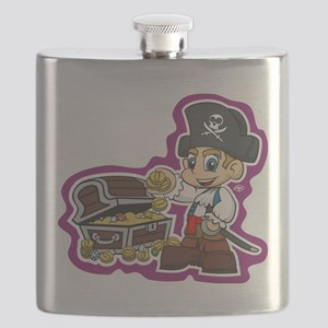 Little Pirate Flask