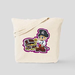 Little Pirate Tote Bag