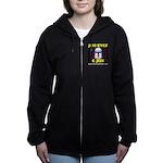 Jaig Eyes & Jedi Women's Zip Hoodie