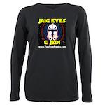 Jaig Eyes & Jedi Plus Size Long Sleeve Tee