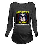 Jaig Eyes & Jedi Long Sleeve Maternity T-Shirt