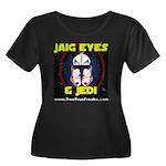Jaig Eyes & Jedi Plus Size T-Shirt