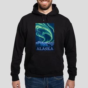 Alaska - Northern Lights Hoodie