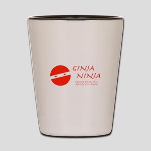 Ginja Ninga Shot Glass