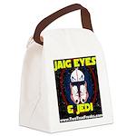 Jaig Eyes & Jedi Canvas Lunch Bag