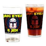 Jaig Eyes & Jedi Drinking Glass