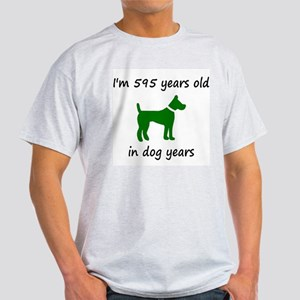 85 Dog Years Green Dog 1 T-Shirt