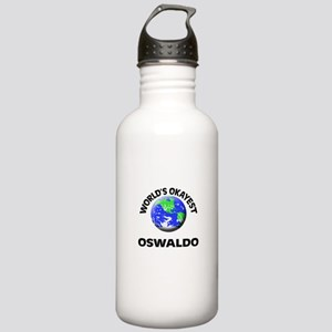 World's Okayest Oswald Stainless Water Bottle 1.0L