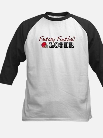 Fantasy Football Loser Kids Baseball Jersey