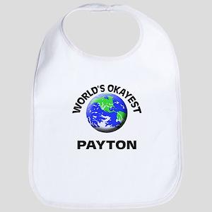 World's Okayest Payton Bib