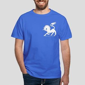 Prancing Unicorn Dark T-Shirt