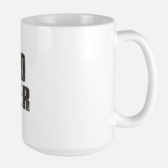 Record Breaker Large Mug
