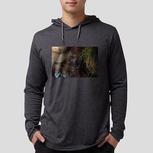Kitty Gnaw Long Sleeve T-Shirt