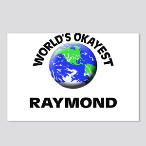 World's Okayest Raymond Postcards (Package of 8)