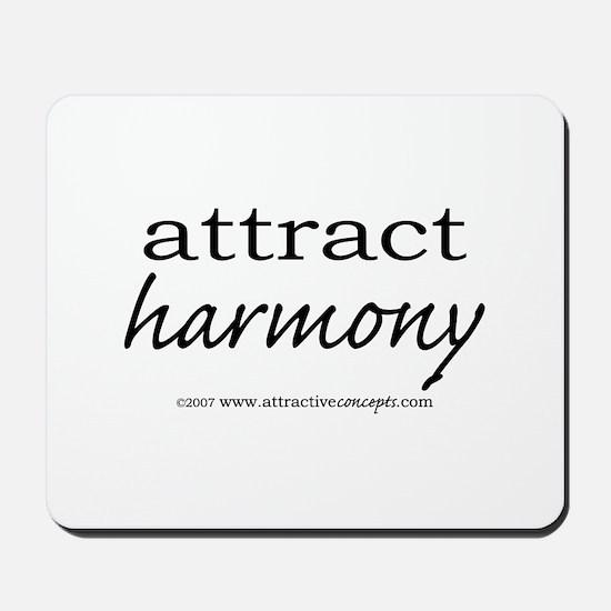 Attract Harmony Mousepad