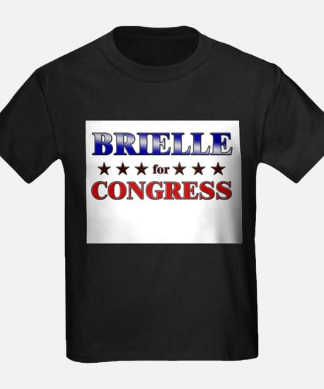 BRIELLE for congress T