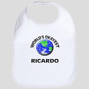World's Okayest Ricardo Bib
