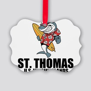 St. Thomas, U.S. Virgin Islands Ornament