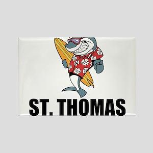 St. Thomas, U.S. Virgin Islands Magnets