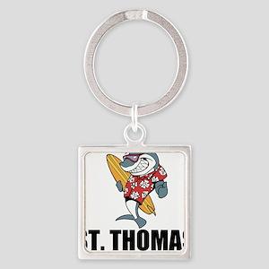 St. Thomas, U.S. Virgin Islands Keychains