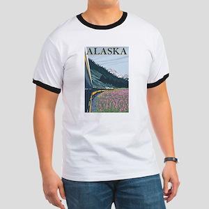 Alaska - Alaska Railroad T-Shirt