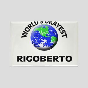 World's Okayest Rigoberto Magnets