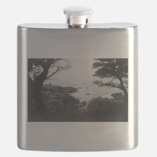 Carmel, CA - Monterey Bay Flask