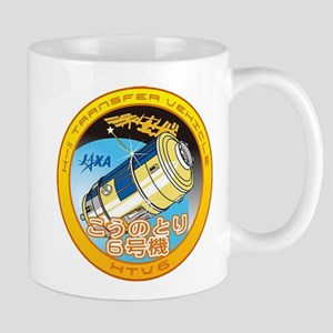 Htv-6 Logo Mug Mugs