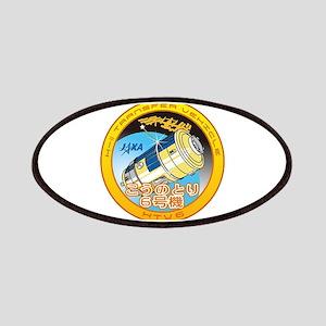 HTV-6 Logo Patch