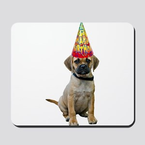Puggle Birthday Mousepad