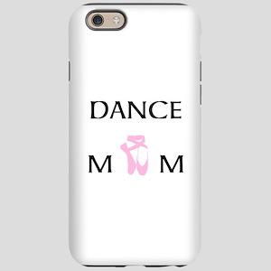 Team Dance Mom Candy Curls iPhone 6/6s Tough Case