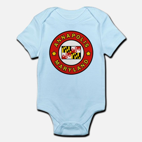 Annapolis Maryland Body Suit