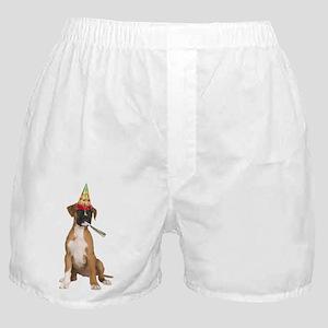 Boxer Birthday Boxer Shorts