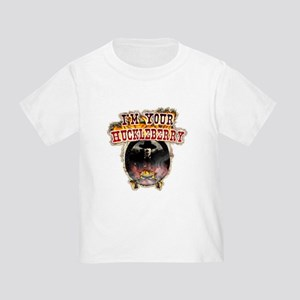 Doc holiday tombstone gifts Toddler T-Shirt