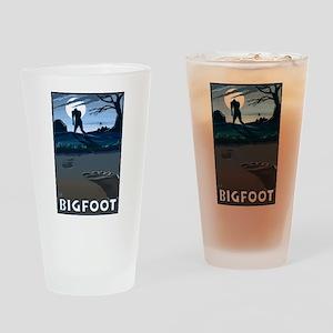 Big Foot Drinking Glass