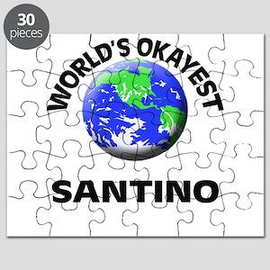 World's Okayest Santino Puzzle
