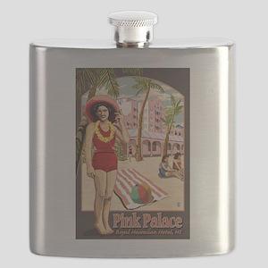 Hawaii - Royal Hawaiian Hotel Flask