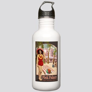 Hawaii - Royal Hawaiian Hotel Water Bottle