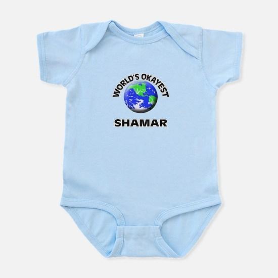 World's Okayest Shamar Body Suit