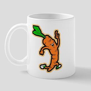Dancing Carrot Mug