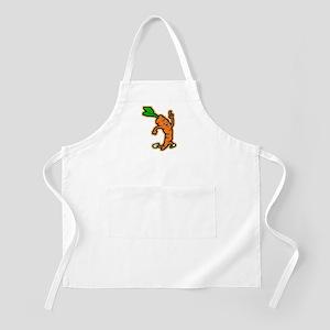 Dancing Carrot BBQ Apron