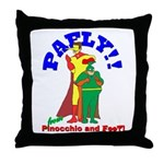 PAFLY Throw Pillow