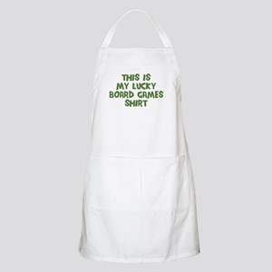 Lucky Board Games BBQ Apron