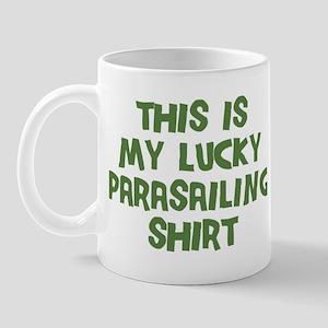 Lucky Parasailing Mug