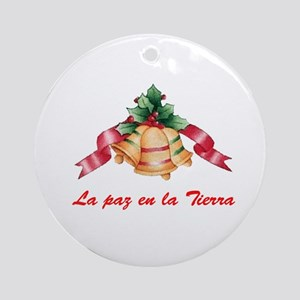 Spanish Ornament (Round)