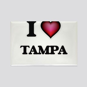 I love Tampa Florida Magnets