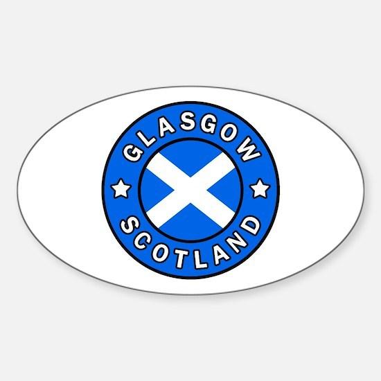 Cute United kingdom Sticker (Oval)