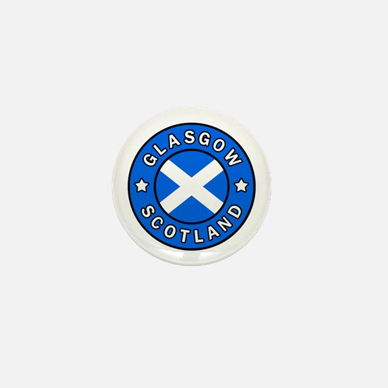 Unique Scotland flag Mini Button