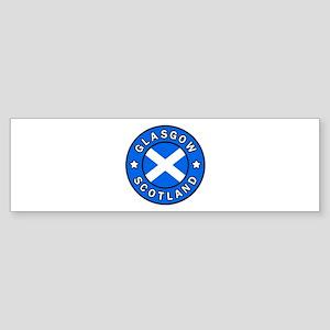 Glasgow Scotland Bumper Sticker